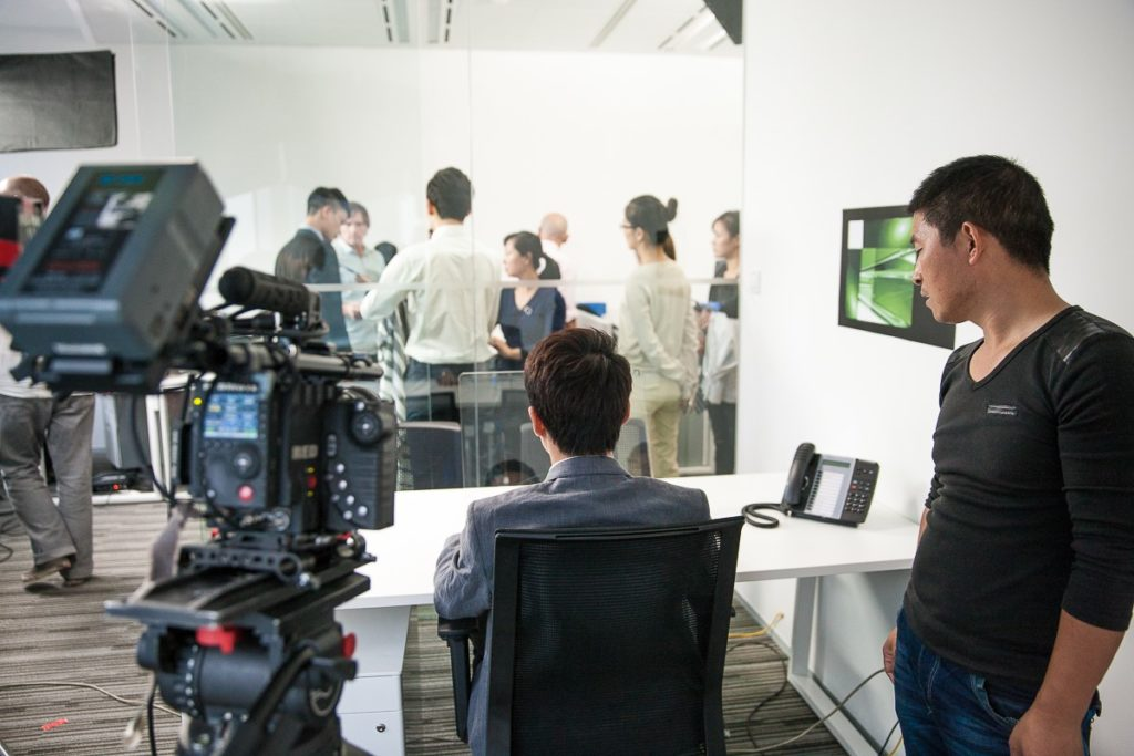 Shooting In China? Our Chinese Local Video Crew are bilingual and ready for your next video production project.